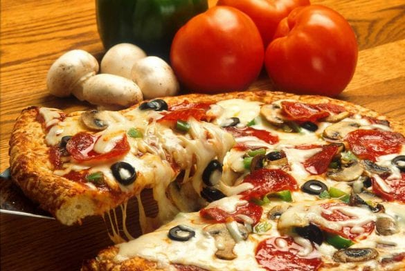 pizzaria bairro de lourdes