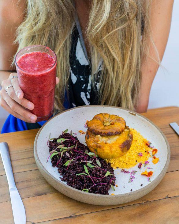 restaurantes opções vegetarianas no Duo Gourmet