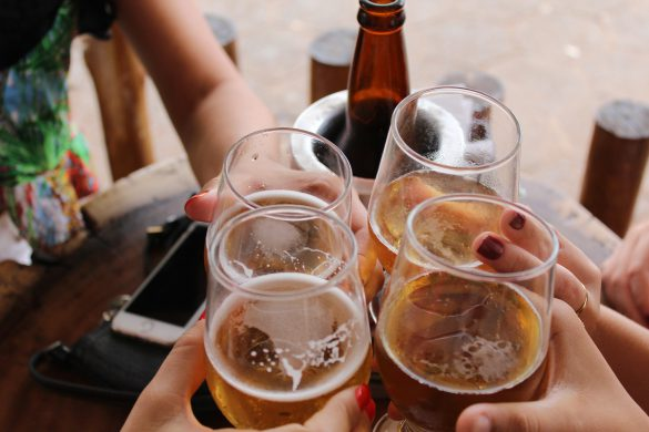 cerveja artesanal Fortaleza Duo Gourmet