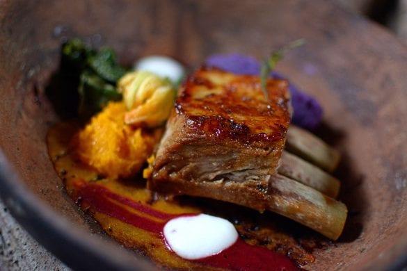 Comida contemporânea Recife Duo Gourmet