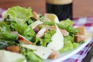 Duo Gourmet Salada Caesar Oscar 2020