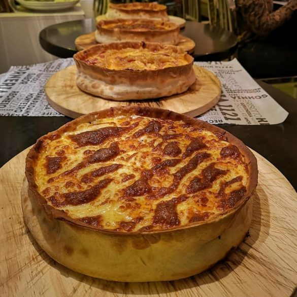 Forneria 1121 Recife Duo Gourmet Pizzaria Recife