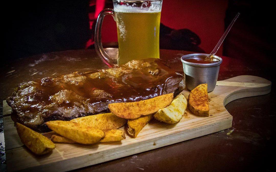 Mafuá do Januário, música e comida boa em Recife