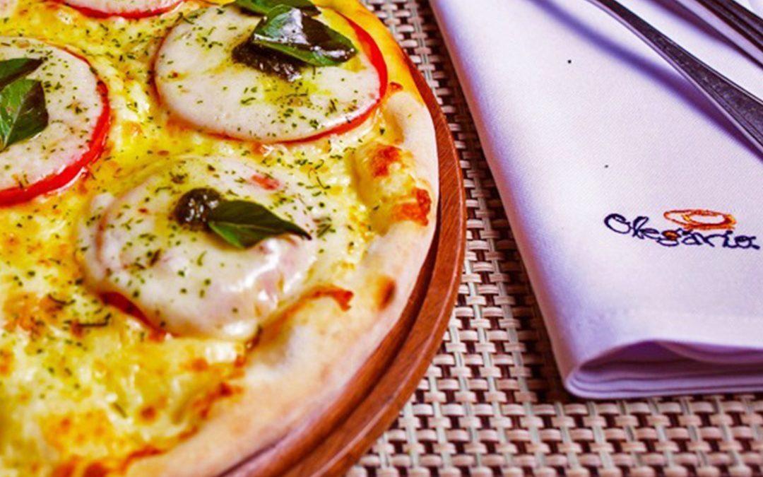 Pizzaria Olegário, as melhores pizzas de BH!