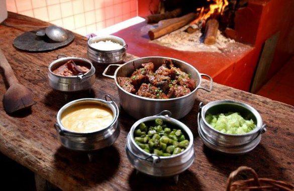 comida mineira xapuri bh Duo GOurmet