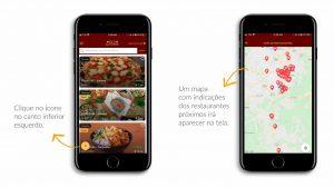 encontrar restaurantes com Duo Gourmet
