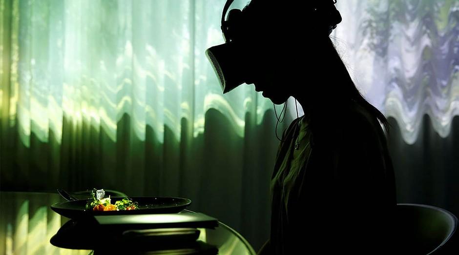 Comida em realidade virtual: inovação tecnológica alcança a gastronomia