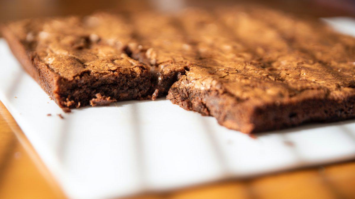 Receita de Brownie. Veja a Original