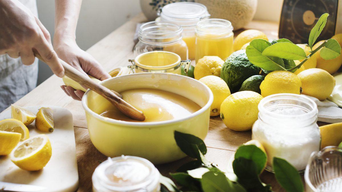 Mousse de limão especial