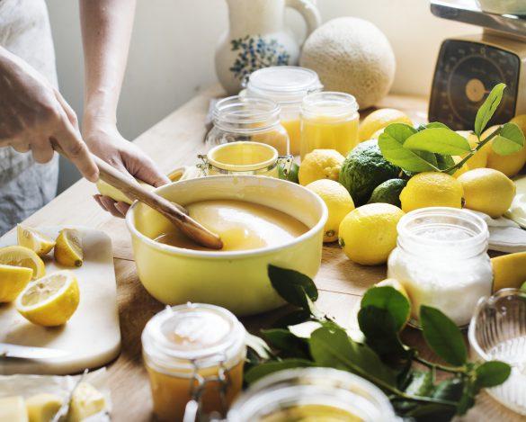 Mousse de Limão - Duo Gourmet