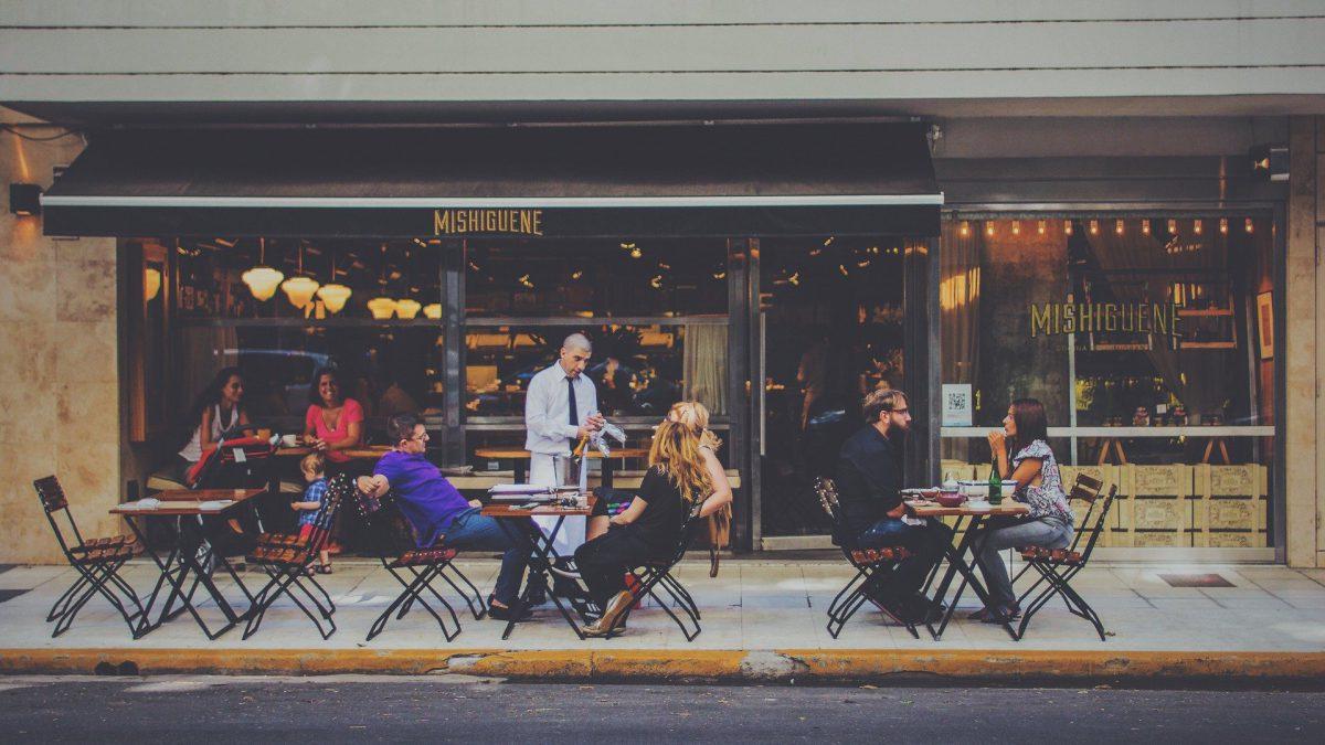 Restaurantes ao ar livre em Brasília