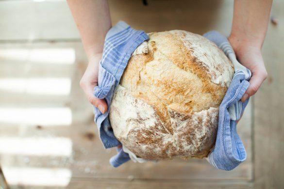 Pão caseiro - Duo Gourmet