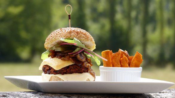 Hambúrguer caseiro - Duo Gourmet