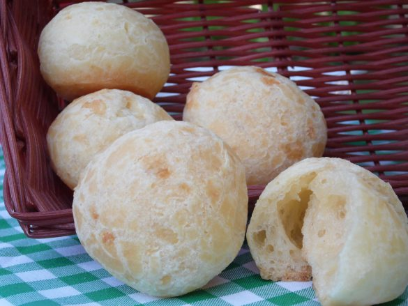 Pão de queijo mineiro - Duo Gourmet