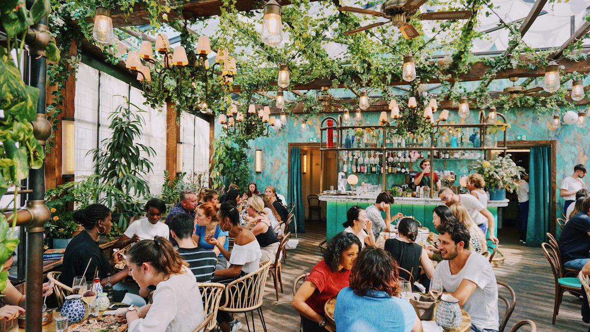 Restaurantes ao ar livre em BH