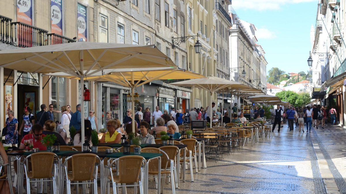 Restaurantes ao ar livre em Recife