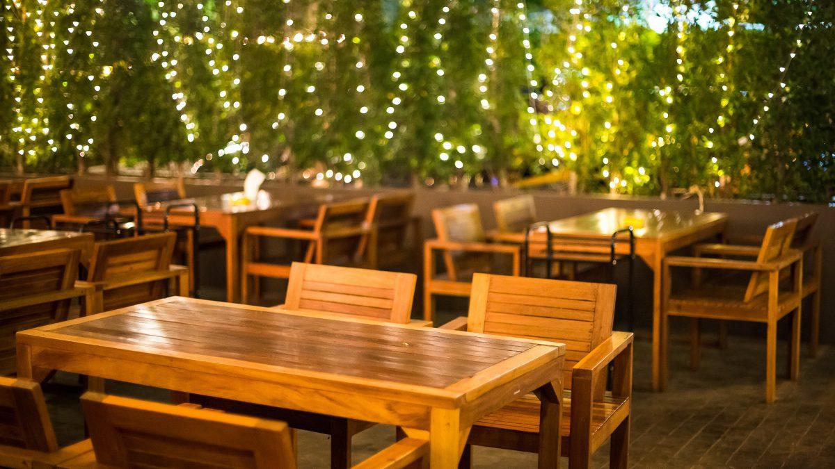 Restaurantes ao ar livre em Curitiba
