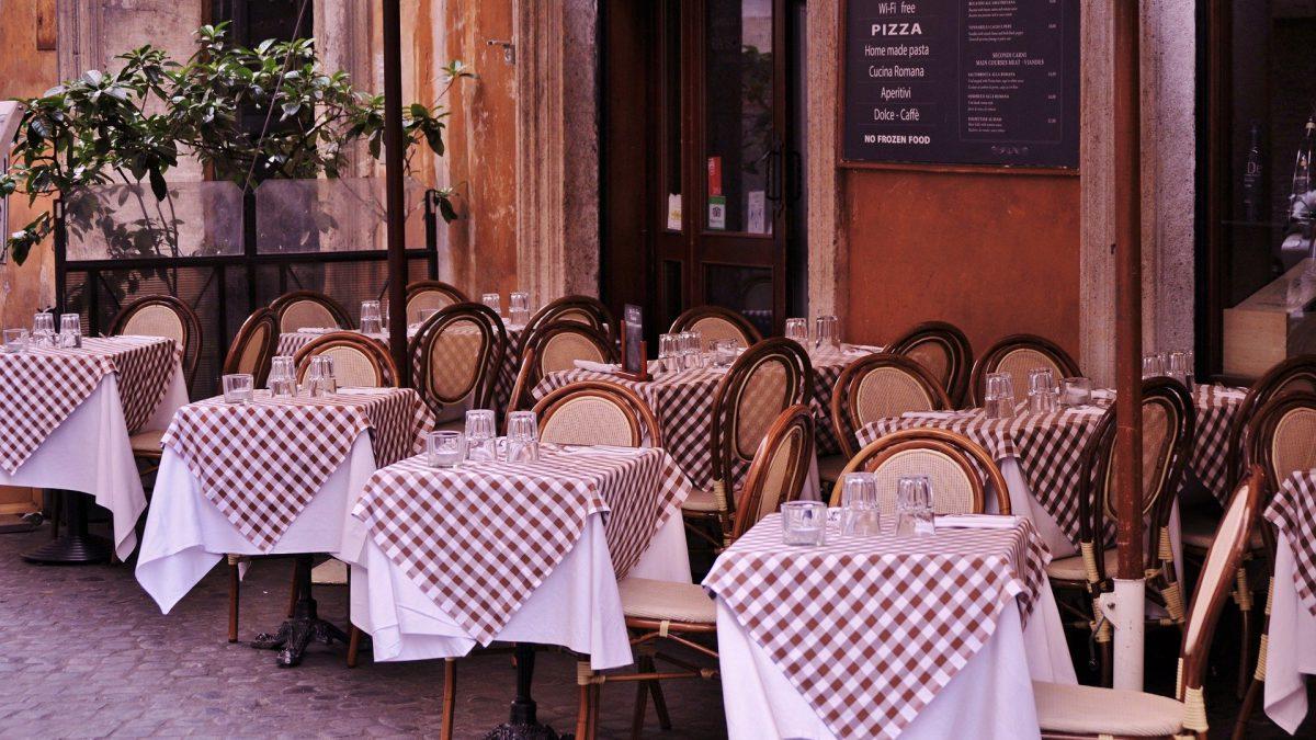 Restaurantes com mesas ao ar livre em Florianópolis