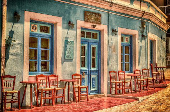 Restaurantes ao ar livre em Fortaleza