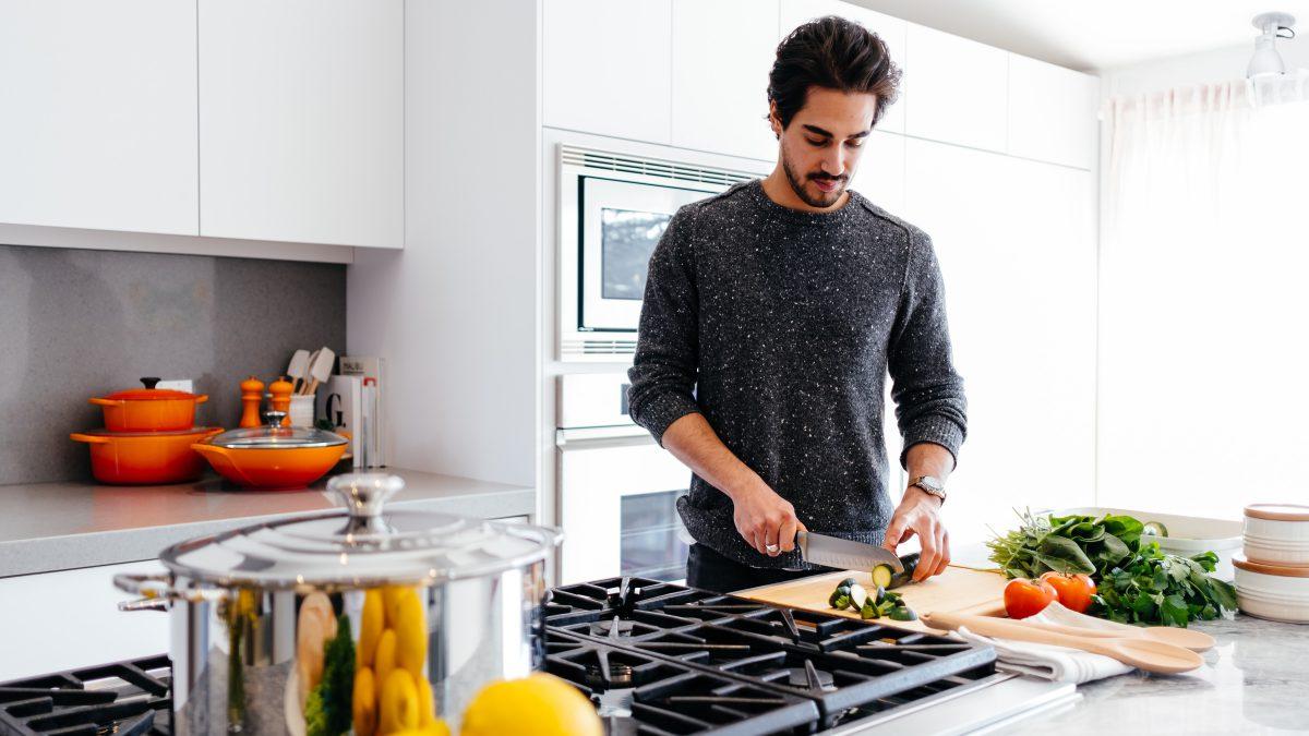 Como congelar comida em casa