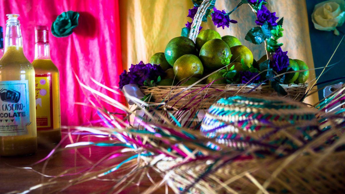 Como fazer sua festa junina em casa