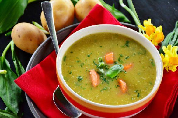 Sopas para fortalecer a imunidade- Duo Gourmet