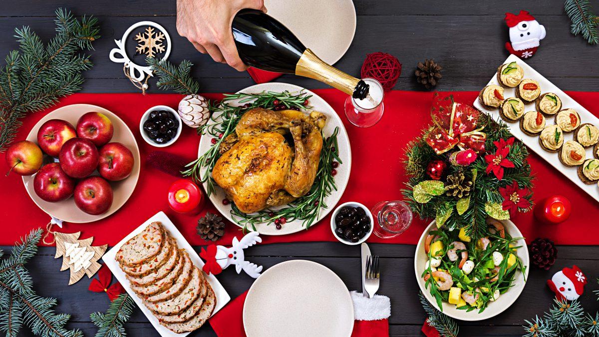 Especial Natal – Receitas para um menu completo de Natal!