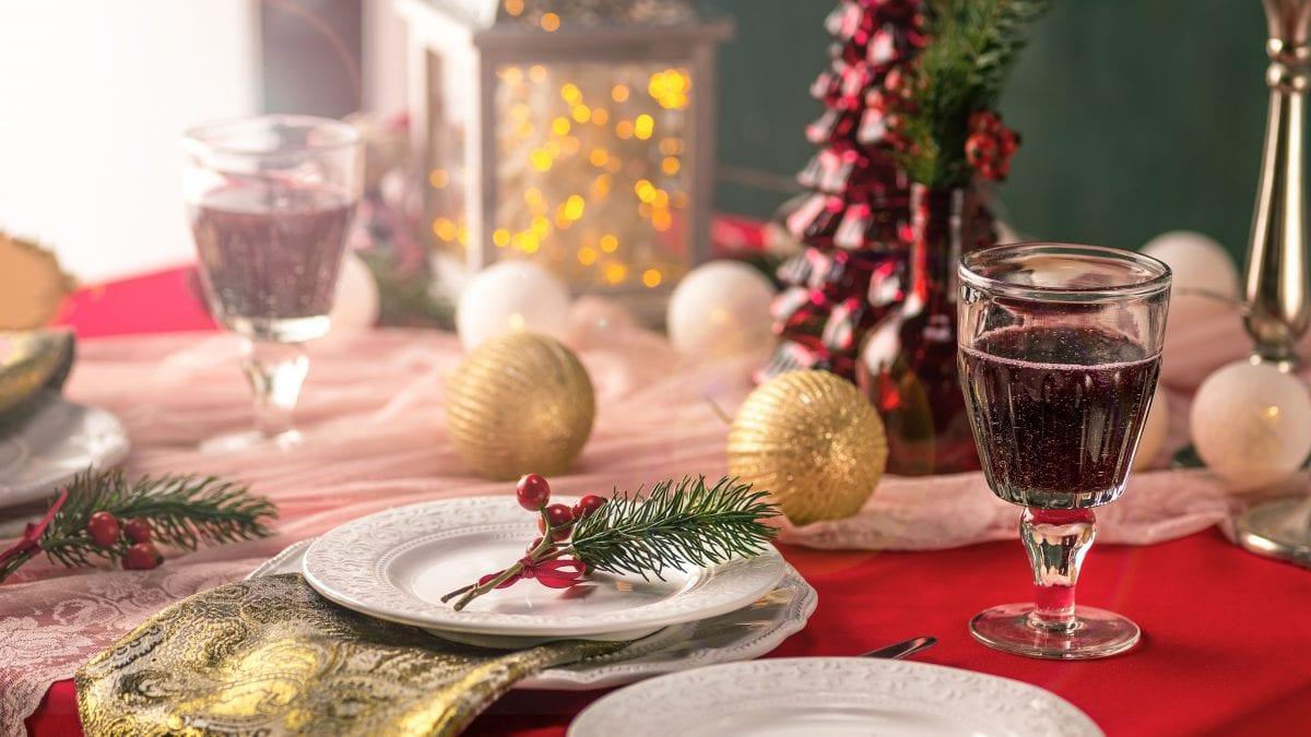 Ceia de Natal gastando pouco
