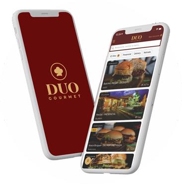 Assinatura app Duo Gourmet